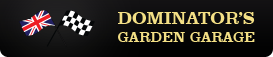 Dominators Garden Garage
